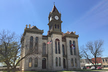 Bosque County Courthouse, Meridian, United States