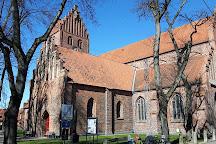 Taarnet Sct. Nicolai Kirke, Koege, Denmark