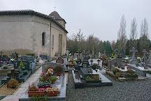 Eglise Saint Etienne, Espelette, France