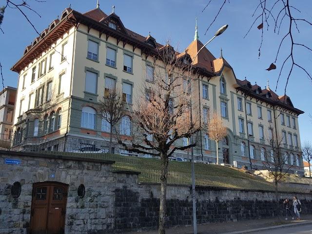 École de culture générale Fribourg