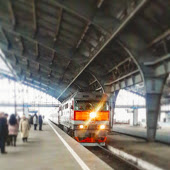 Железнодорожная станция  Kaliningrad Passajirsk