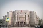 Верховный Суд Республики Хакасия, улица Крылова, дом 66А на фото Абакана