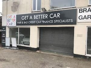 Get A Better Car - Nottingham's Car Finance Specialists