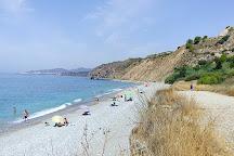 Playa de la Alberquilla, Nerja, Spain