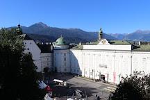 Imperial Palace, Innsbruck, Austria
