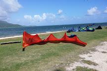 Le Morne Kite School, Le Morne, Mauritius