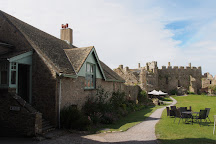 Manorbier Castle, Tenby, United Kingdom