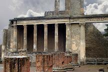 Tempio della Fortuna Augusta, Pompeii, Italy