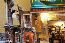 Gambardella Presepi, Naples, Italy