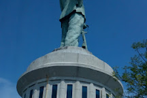 Jalesveva Jayamahe Monument, Surabaya, Indonesia