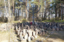Rumbula Forest Memorial, Riga, Latvia