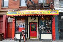 The City Reliquary, Brooklyn, United States