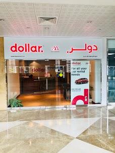 Dollar Rent A Car – Dubai World Trade Center dubai UAE