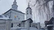 Вознесенская церковь, Ново-Гончарная улица на фото Владимира