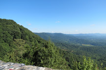 Lovers Leap Scenic Overlook, Meadows of Dan, United States