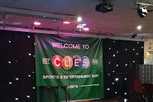 Cues Sports Bar, Towyn, United Kingdom