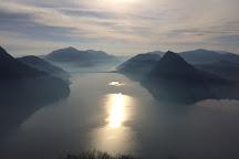 Monte Bre, Lugano, Switzerland
