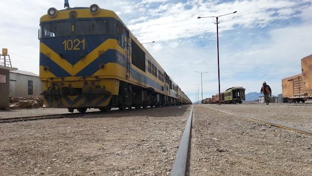 Andean Railway Company S.A.