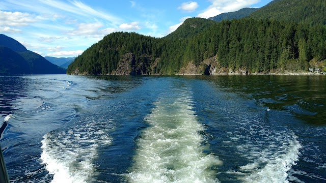 Indian Arm Provincial Park