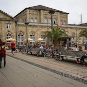 Железнодорожная станция  Goettingen