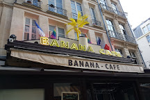 Banana Cafe, Paris, France