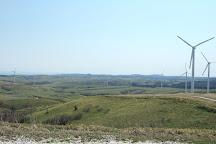 Cape Soya Wind Farm, Wakkanai, Japan