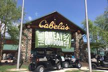 Cabela's, Kansas City, United States