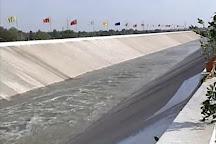 Narmada Canal, Vadodara, India