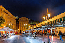 Marche aux Fleurs Cours Saleya, Nice, France