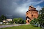 Пятницкие ворота, улица Зайцева, дом 34 на фото Коломны