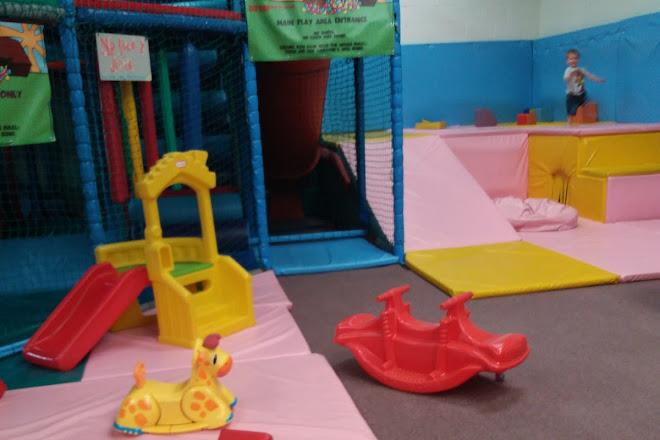 Barney's Playbarn, Uckfield, United Kingdom