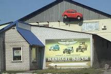 Faeton Retro Cars Museum, Zaporizhzhya, Ukraine