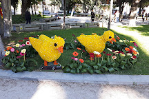Strossmayer Park, Split, Croatia