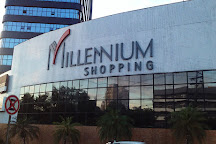 Millennium Shopping, Manaus, Brazil