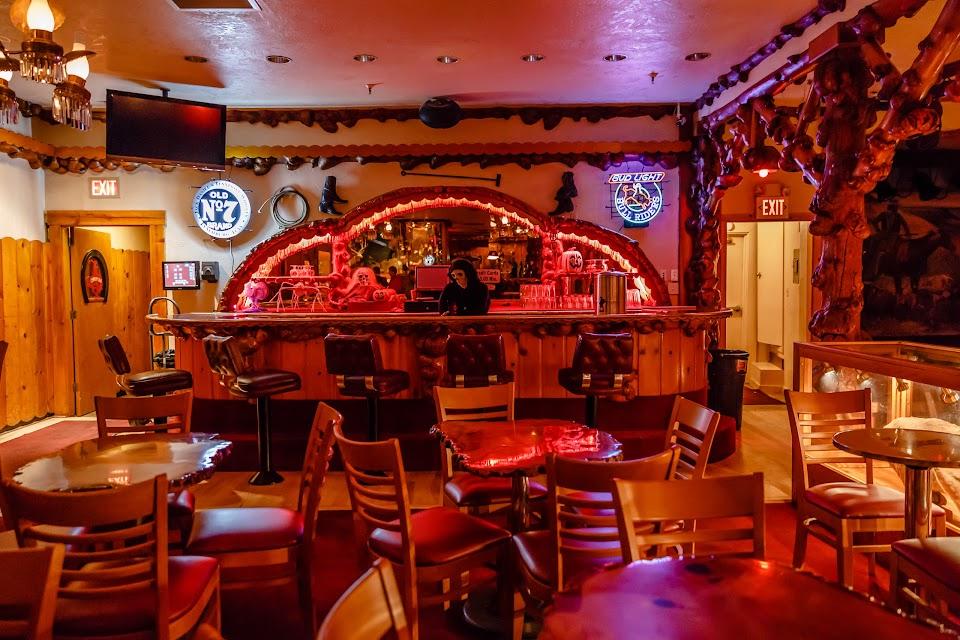Million Dollar Cowboy Bar