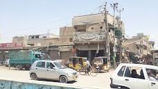 Gulistan Society Bus Stop karachi