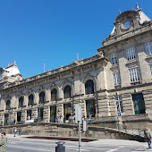Железнодорожная станция  Porto   Sao Bento