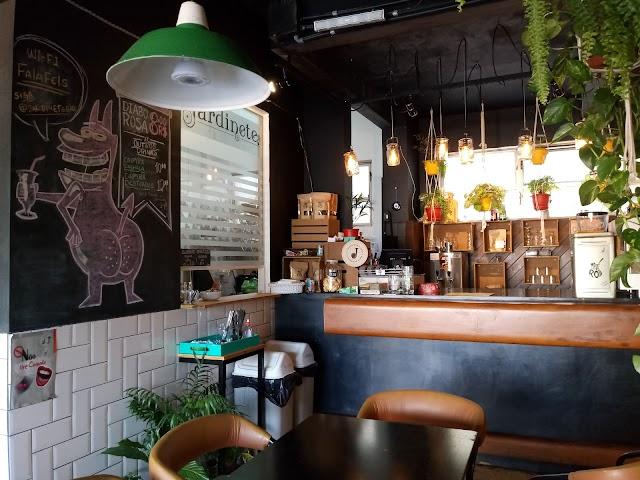 Jardinete Café, Bar e Restaurante