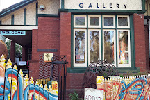 Pumpkin Lane Art Gallery, St Kilda, Australia