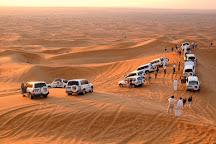 Desert Adventures, Dubai, United Arab Emirates