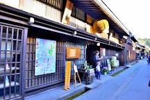 Funasaka Shuzo Brewery, Takayama, Japan