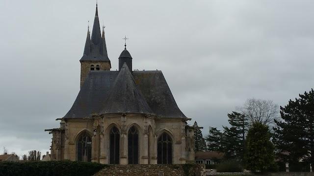 Église Saint-Georges de Richebourg