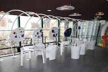 Forum departemental des Sciences, Villeneuve d'Ascq, France
