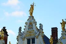 Oude Griffie, Bruges, Belgium