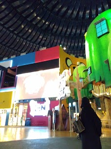 Smurf Village – Motiongate dubai UAE
