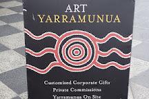 ArtYarramunua Art Gallery, St Kilda, Australia