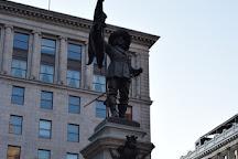 Maisonneuve Monument, Montreal, Canada