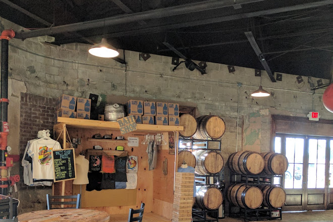 Chandeleur Brewing Company, Gulfport, United States