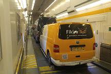 Eurotunnel Le Shuttle, Folkestone, United Kingdom