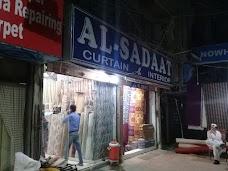 Al-Sadaat Curtain karachi